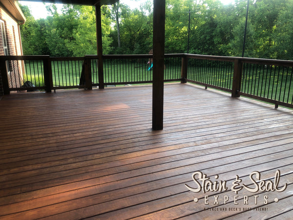DIY Deck Stain and Seal Kit - Stain & Seal Experts Store