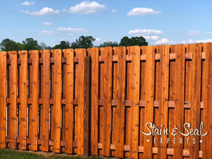 Semi Transparent Fence Stain & Sealer 5 Gallons FREE SHIPPING