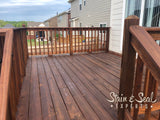 Deck Stain & Sealer | Semi Transparent | Color Options - Stain & Seal Experts Store