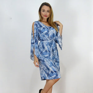 Serene Split Sleeve Dress