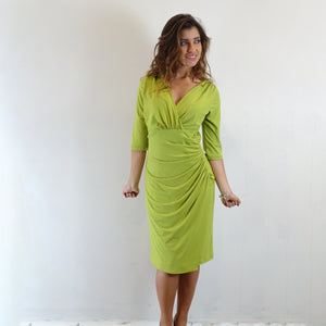 Mojito Ruched Dress