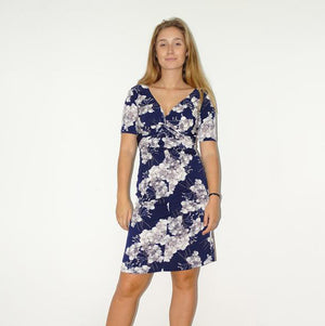 Night Blossom Dress - Rebecca Ruby