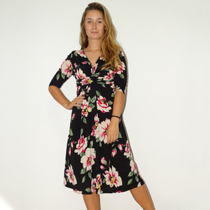 Rosae Knot Dress