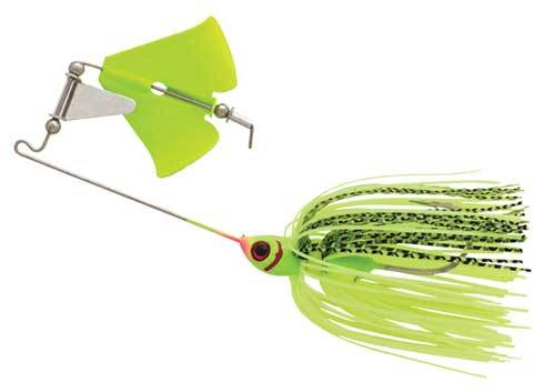 Booyah Buzz Bait 1-4 Chartreuse Shad