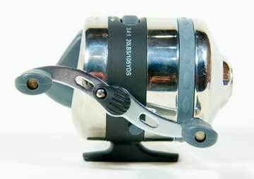 Eagle Claw Reel Spinning Gold DWO