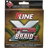 P-Line TCB Braid Line 150yd Green 10lb