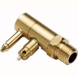 "Sea Sense Fuel Connector Male Honda 1-4"" Brass NPT"