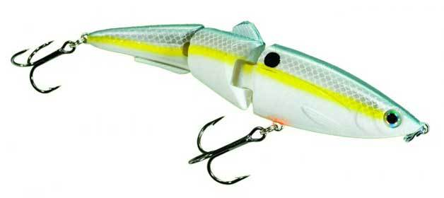 Strike King Sexy Swimmer Sexy Shad DWO