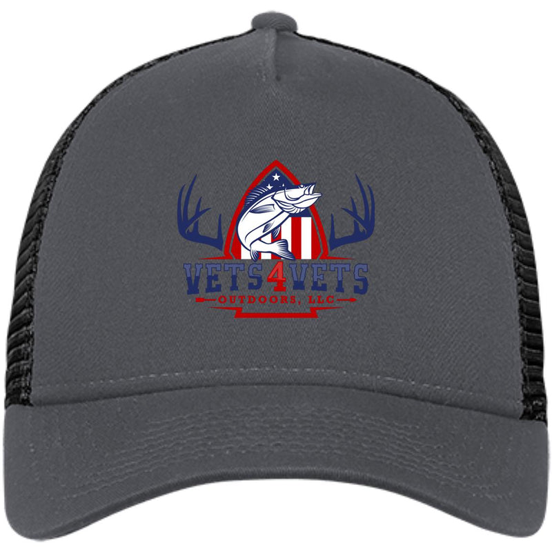 V4V - New Era® Snapback Trucker Cap