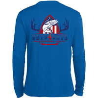 V4V - Augusta LS Wicking T-Shirt