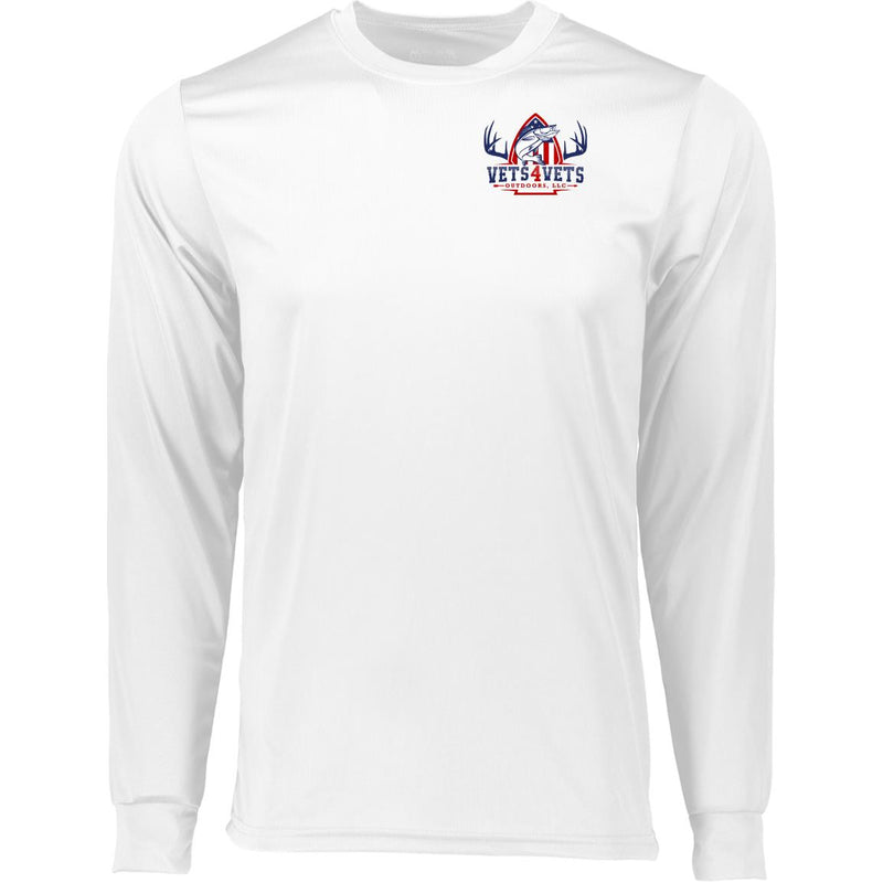 788 Augusta LS Wicking T-Shirt