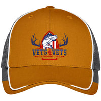 V4V - Port Authority Colorblock Mesh Back Cap