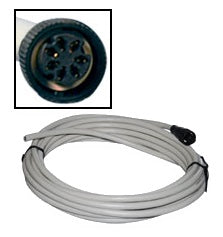 Furuno 000-154-028 7pin Cable Nmea In 1rs232c-12v Out