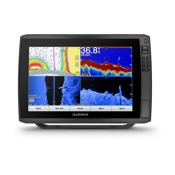 Garmin Echomap Ultra 122sv Worldwide Basemap No Transducer