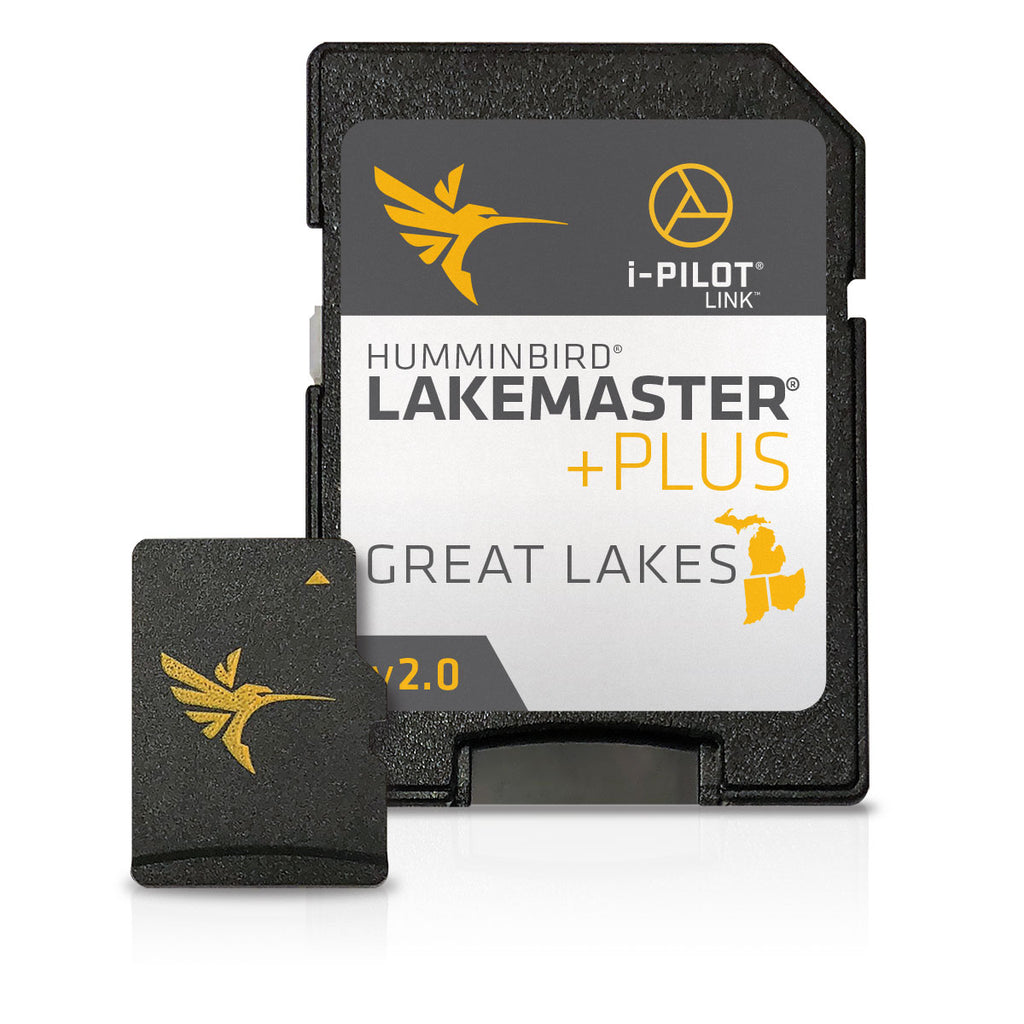 Humminbird Lakemaster Plus Great Lakes V2