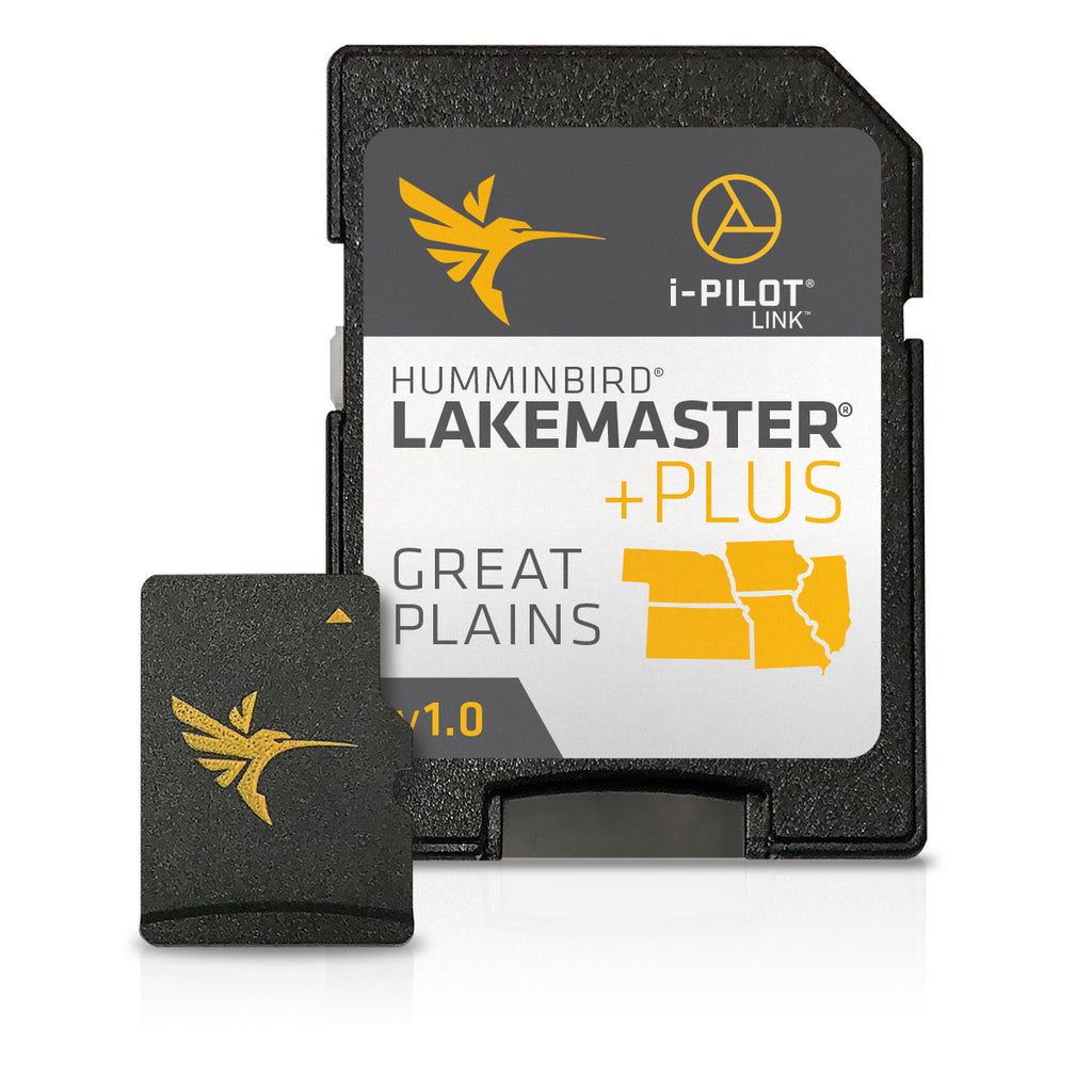 Humminbird Lakemaster Plus Great Plains V1