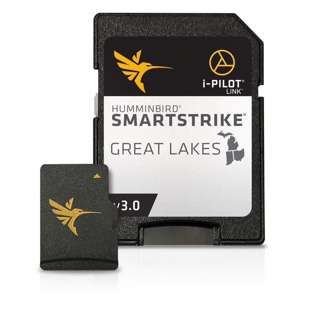Humminbird Smartstrike Great Lakes V3