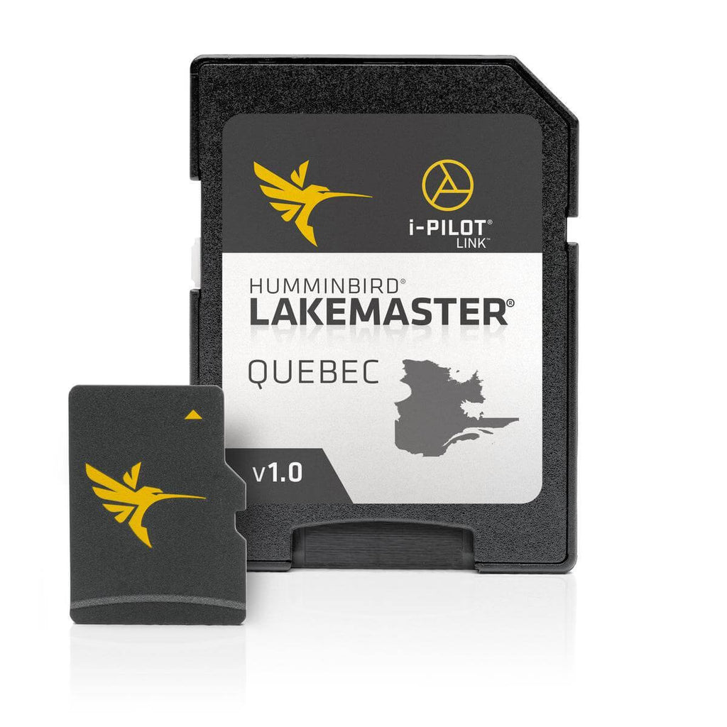 Humminbird Lakemaster Quebec V1
