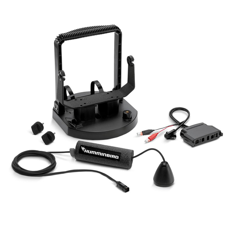 Humminbird  Portable Ice Kit With Chirp Ice Transducer For Helix 8-9-10