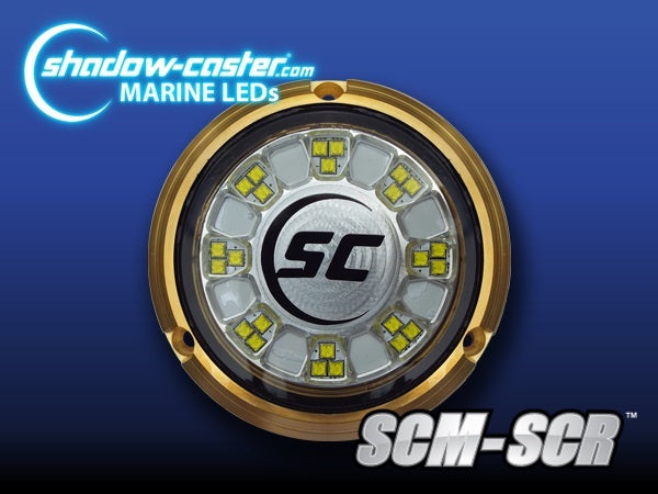 Shadow Caster Scr24 Underwater Led Light Great White