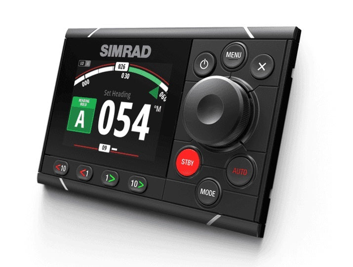 Simrad Ap48 Autopilot Control With Rotary Dial