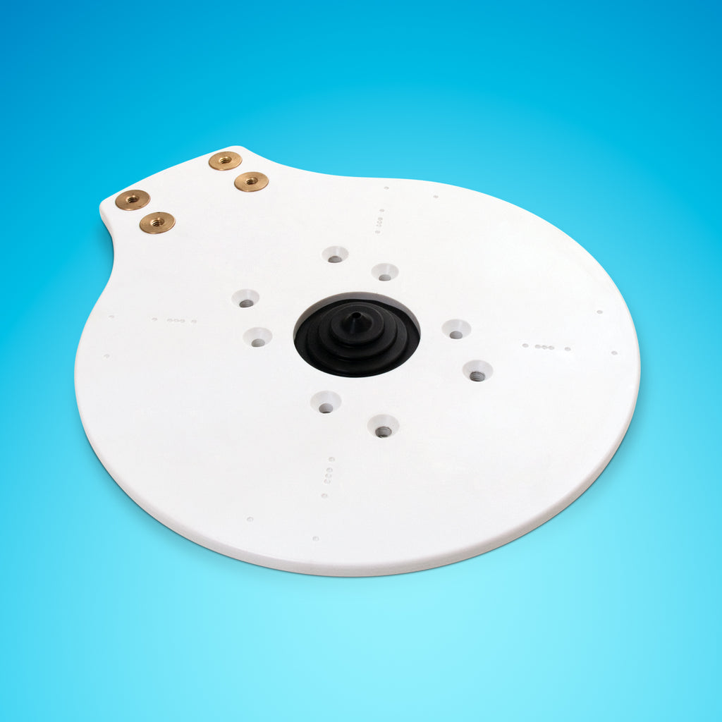 Seaview Ada-s1 Plate For Small Satelitte Domes