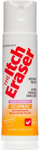 Amk The Itch Eraser Spray .95 - Oz Poison Ivy Oak & Sumac