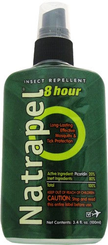 Amk Natrapel 20% Picaridin - 3.4 Oz Pump Bug Spray