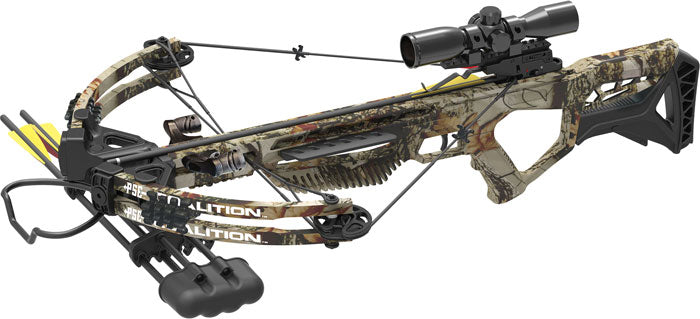 Pse Crossbow Kit Coalition - 380fps Camo