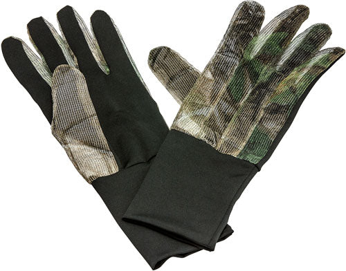 Hs Glove Mesh W-grip Palm - Realtree Edge On Size