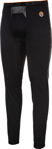 Scentlok Baseslayer Pant Amp - Lightweight Black Large