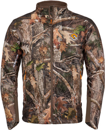 Scentlok Jacket Full Season - Taktix Realtree Edge Large