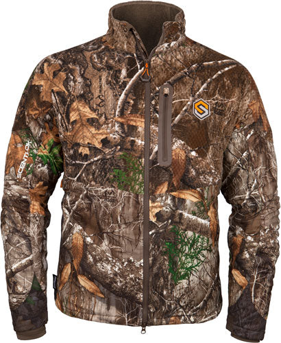 Scentlok Jacket Revenant Wind - Proof Fleece R-tree Edge Large