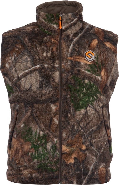 Scentlok Vest Morphic - Windproof R-tree Edge Large