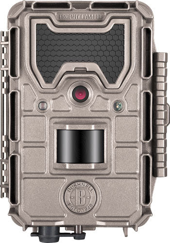 Bushnell Trail Cam Trophy Cam - Aggressor 20mp No Glo Tan
