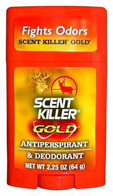 Wrc Antiperspirant-deodorant - Scent Killer Gold 2.25 Ounces