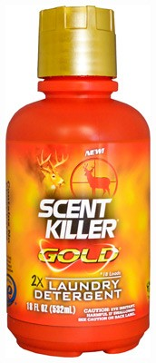 Wrc Clothing Wash Scent Killer - Gold 18fl Ounces