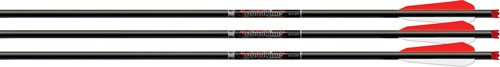 "Easton Xbow Bolt Bloodline 20"" - 3"" Vanes W-lighted Hm Nock 3pk"