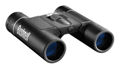 Bushnell Binocular Powerview - 12x25 Compact Roof Prism Black