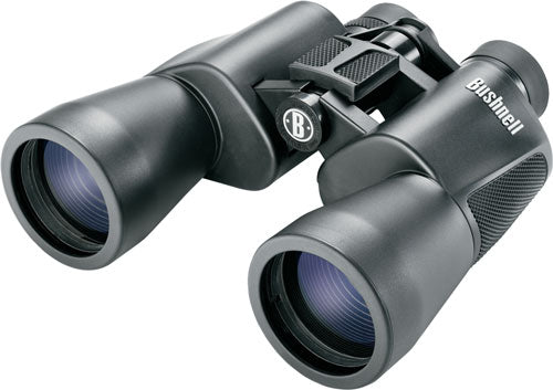 Bushnell Binocular Powerview - 12x50 Porro Prism Black