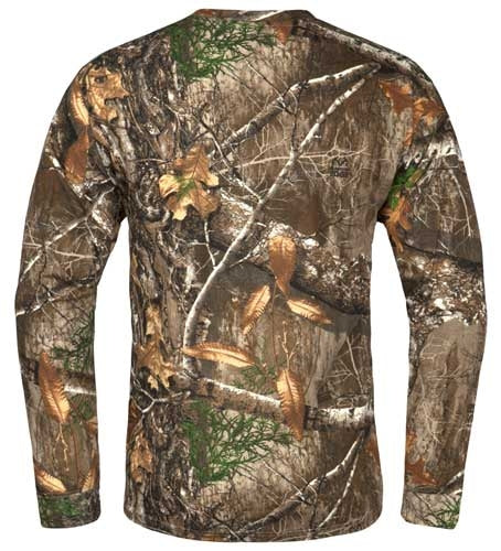 Blocker Outdoors Youth Tee Med - Shield Series W-s3 Ls Rt-edge