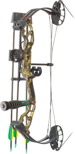"Pse Bow Kit Mini Burner Youth - 16""-26.5""-40# Lh Mobu-country"