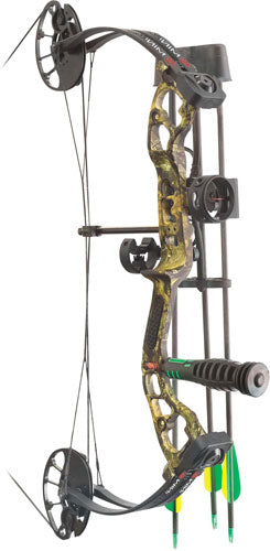 "Pse Bow Kit Mini Burner Youth - 16""-26.5""-40# Rh Mobu-country"