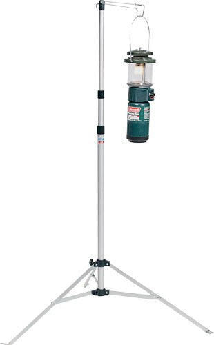 Coleman Telescoping Lantern - Stand Extends Up To 7'