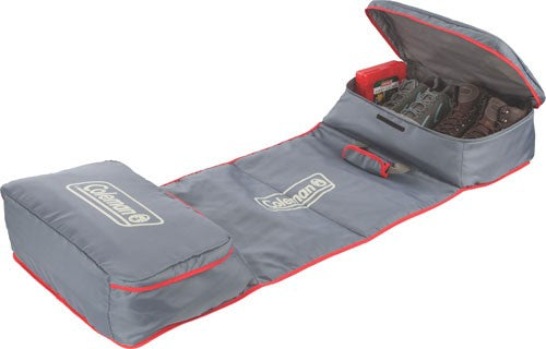 Coleman Carryall Camp Mat W-2 - Large Zippered Compartments<