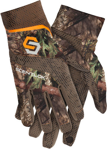 Scentlok Shooter Glove Savanna - Lightweight Realtree Edge
