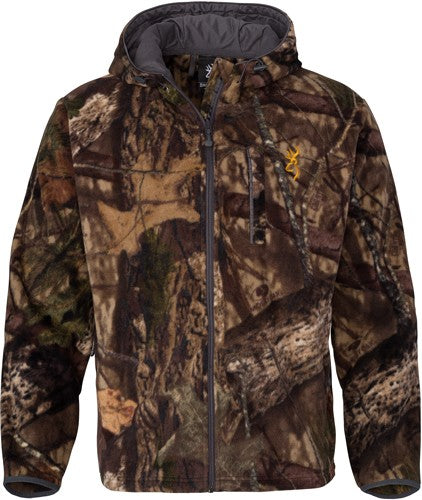 Bg Wasatch-cb Fleece Jacket - Mo-breakup Camo Large