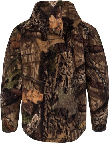 Bg Wasatch-cb Fleece Jacket - Mo-breakup Camo 3x-large