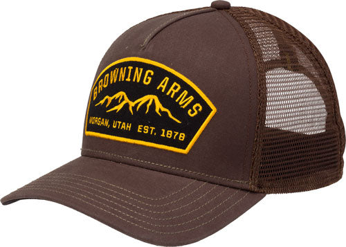 Bg Cap Ranger Logo Loden - W-buck Mark Logo Adjustable
