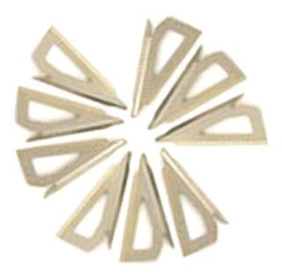 Muzzy Replacement Blades - Standard 3-blade 125gr 6 Sets